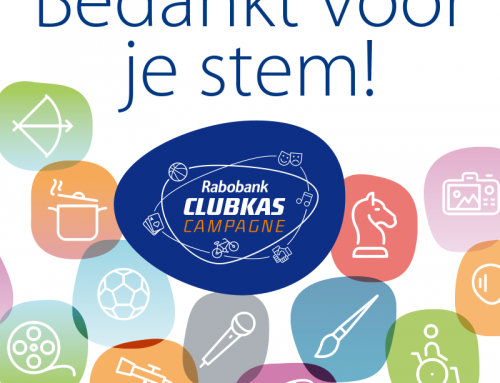 Uitslag Rabobank Clubkas Campagne 2017